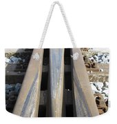 Railroad Series 05 Weekender Tote Bag