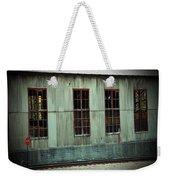 Railroad Woodshed Weekender Tote Bag