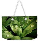 Rain All Day Weekender Tote Bag