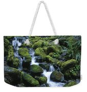Rain Forest Stream Weekender Tote Bag