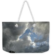 Rain Or Shine Weekender Tote Bag