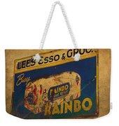 Rainbo Bread Weekender Tote Bag