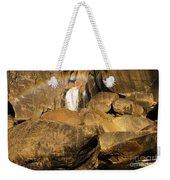Rainbow At Bridal Veil Weekender Tote Bag