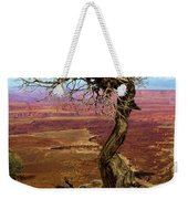 Rainbow Canyon Weekender Tote Bag