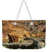 Rainbow Canyon Death Valley Weekender Tote Bag