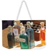 Rainbow Elixirs Weekender Tote Bag