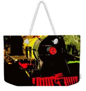 Rainbow Five Weekender Tote Bag
