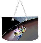 Rainbow Fly Weekender Tote Bag