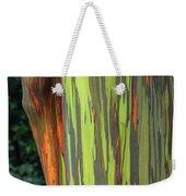 Rainbow Gum Tree Hawaii Weekender Tote Bag