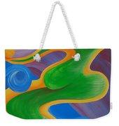 Rainbow Healing For Family Weekender Tote Bag
