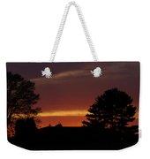 Rainbow Sherbet Sunset Weekender Tote Bag