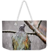Rainbow Showers Weekender Tote Bag