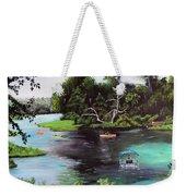 Rainbow Springs In Florida Weekender Tote Bag