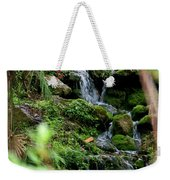 Rainbow Springs Waterfall Weekender Tote Bag