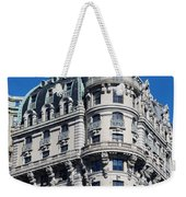 Rainbows And Architecture Weekender Tote Bag