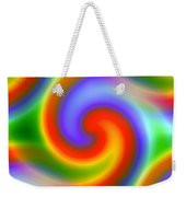 Rainbows Weekender Tote Bag