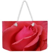 Raindrops On Roses Six Weekender Tote Bag