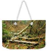 Rainforest Dusting Weekender Tote Bag
