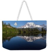 Rainier Clarity Weekender Tote Bag