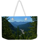 Rainier Valley Weekender Tote Bag