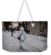 Rainwear In Salzburg Weekender Tote Bag