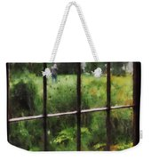 Rainy Day Weekender Tote Bag by Susan Savad