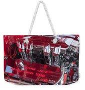 Ram Jet Pfi Gm Performance Parts Engine Weekender Tote Bag