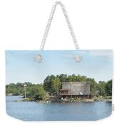 Ramsey Lake Sudbury Weekender Tote Bag