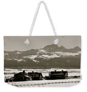 Ranch With A View Weekender Tote Bag