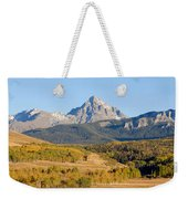 Ranching The Sneffels Weekender Tote Bag