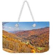 Randolph County West Virginia Weekender Tote Bag