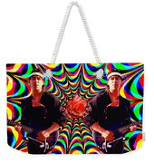 Randy's Rose Weekender Tote Bag