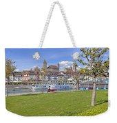 Rapperswil Weekender Tote Bag by Joana Kruse