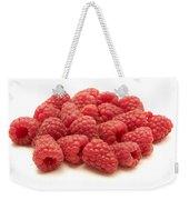 Raspberries Weekender Tote Bag