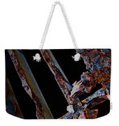 Rat In The Cage Weekender Tote Bag by Jerry Cordeiro