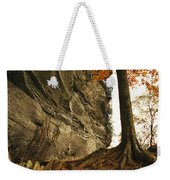 Raven Rock And Autumn Colored Beech Weekender Tote Bag
