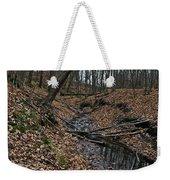 Ravine Creek Weekender Tote Bag