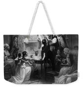 Reading Emancipation Proclamation Weekender Tote Bag