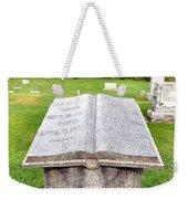 Reading Eternity Weekender Tote Bag