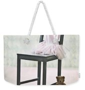 Ready For Ballet Lessons Weekender Tote Bag by Joana Kruse