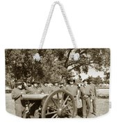 Ready For Battle Weekender Tote Bag