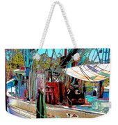 Ready For The Trip II Weekender Tote Bag by Barry Jones