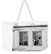 Rear Window Weekender Tote Bag