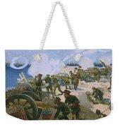 Rebellion In Venice Weekender Tote Bag