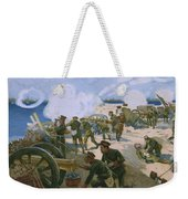 Rebellion In Venice Weekender Tote Bag
