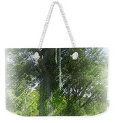Recalling Younger Days Weekender Tote Bag