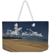 Receding Waters Weekender Tote Bag