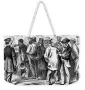Reconstruction, 1870 Weekender Tote Bag