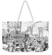 Reconstruction, 1876 Weekender Tote Bag