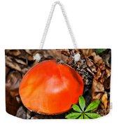 Red Amanita Weekender Tote Bag